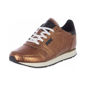 Ydun Bronze Metallic Sneakers