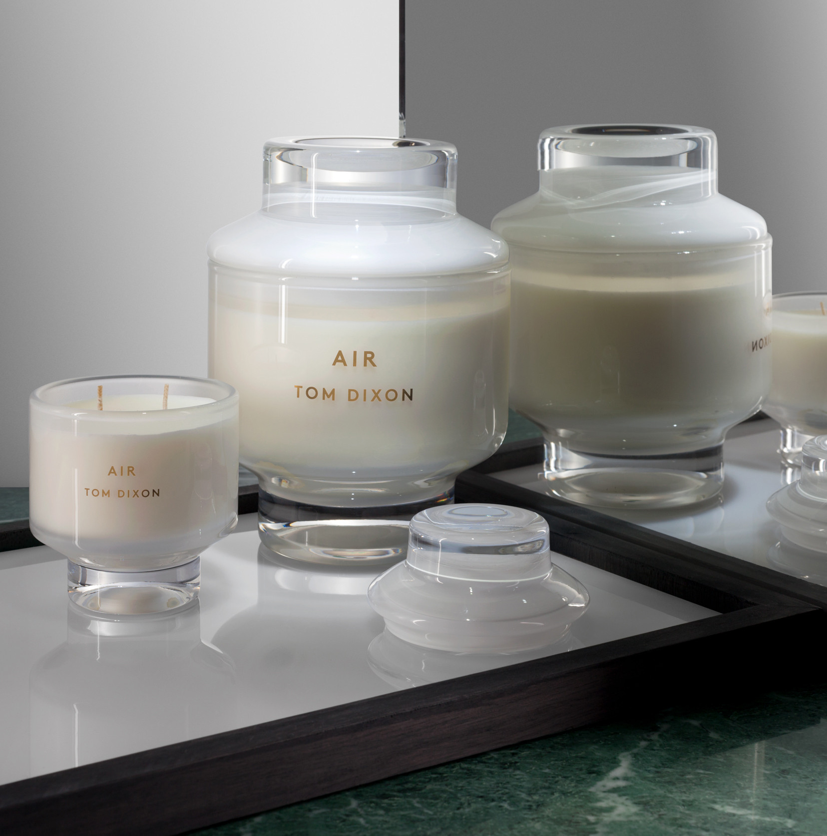 Tom Dixon Medium Air Candle