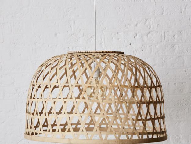 bamboo pendant light. Bamboo Pendant Light