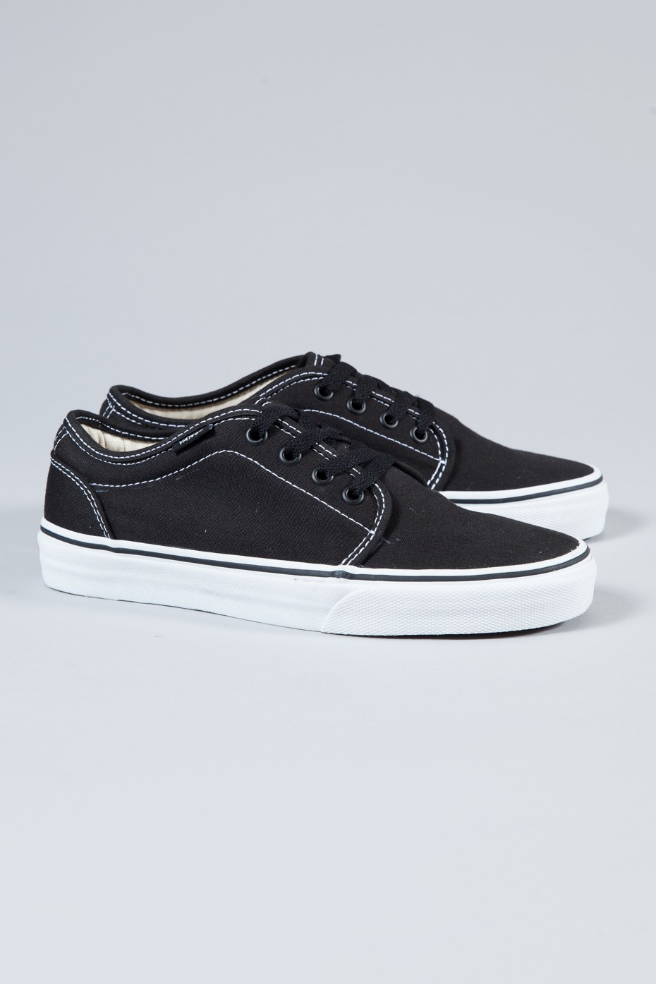 f0adc5946d7dae Trouva  Men s Black And White 106 Vulcanised Trainers