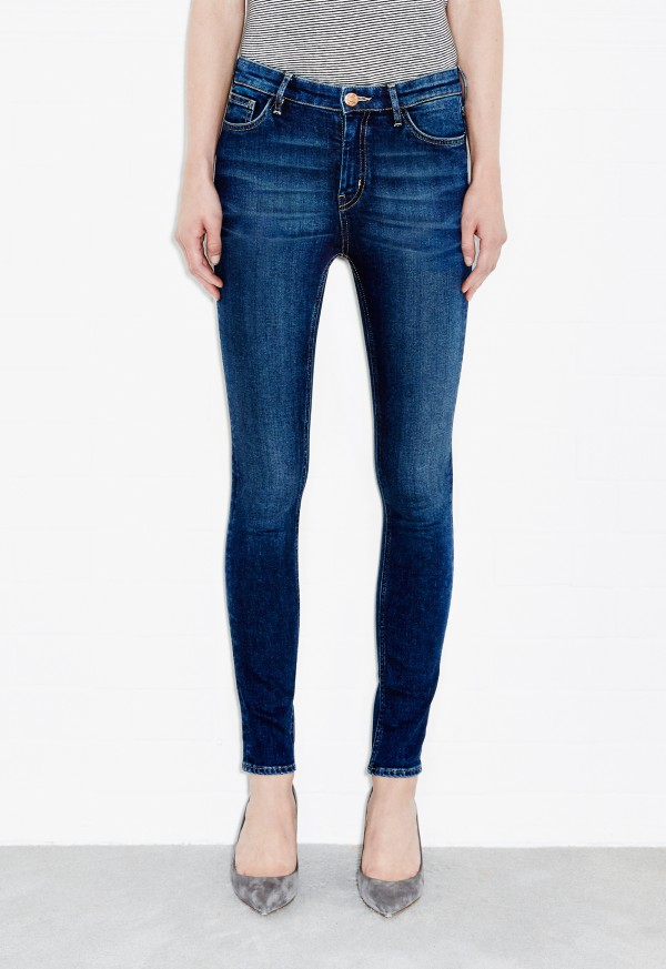 Brand New Unisex Cheap Price Bridge skinny jeans - Blue Mih Jeans Discount Find Great Low Price Sale Online Low Price Cheap Online VMBwIzJloG