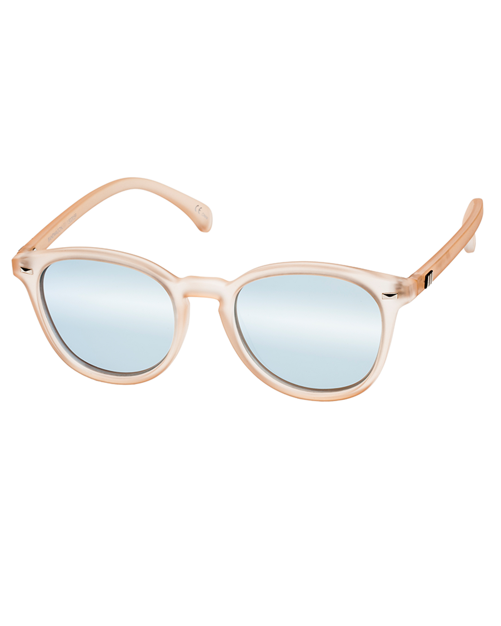 fe92dd30f2 Trouva  Le Specs Bandwagon Raw Sugar Sunglasses