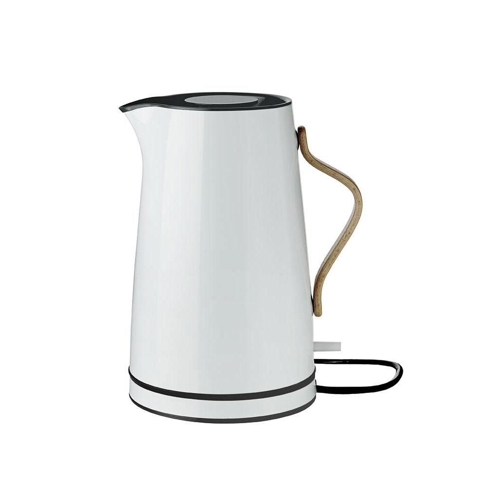 trouva stelton blue emma electric kettle -