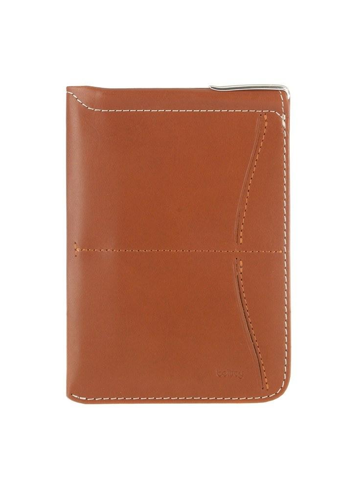 Rucksacks Leather Passport Sleeve Wallet