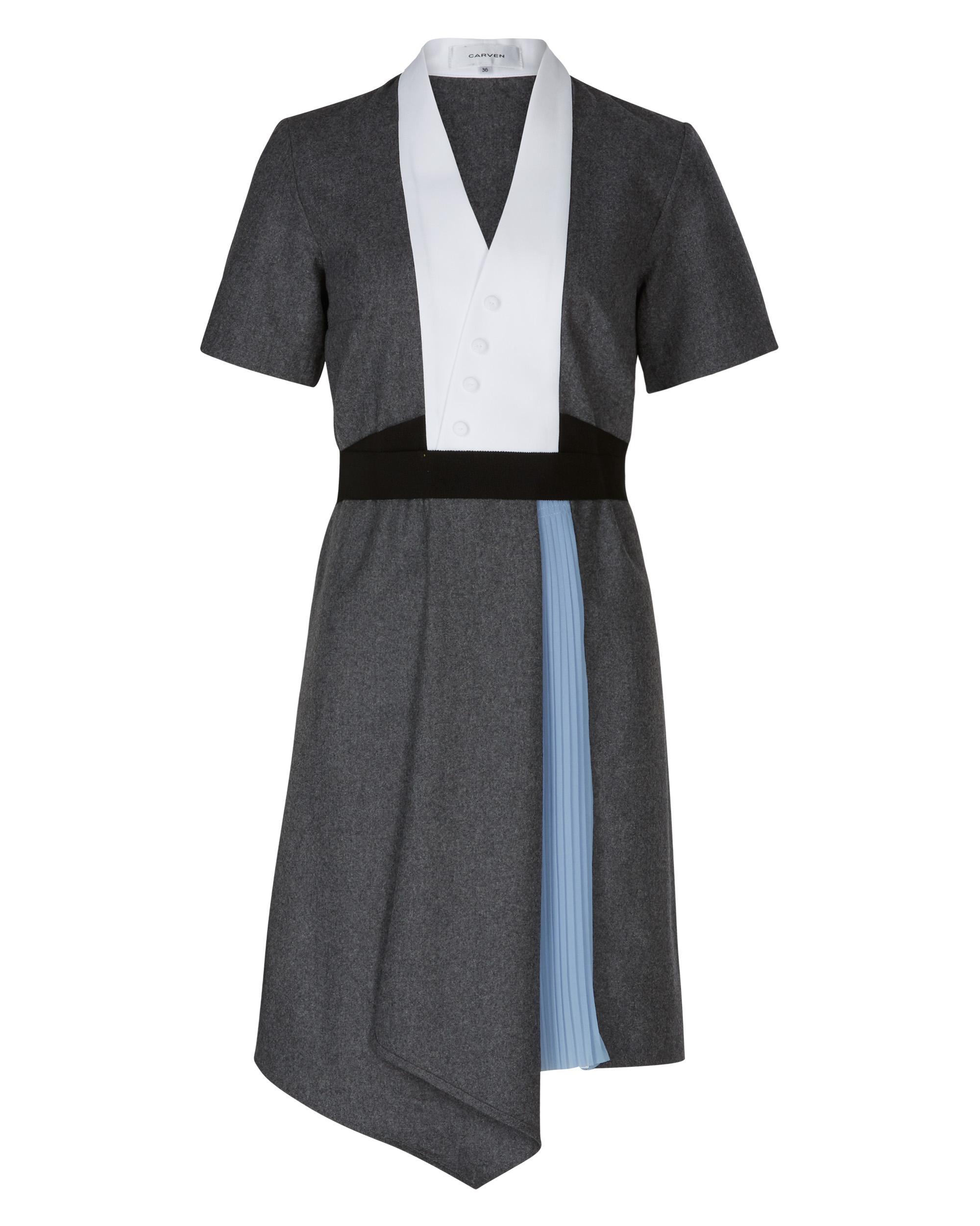Trouva Carven Flannel Wrap Dress : hbosnja5dsholgfgpkqo from www.trouva.com size 2000 x 2500 jpeg 506kB