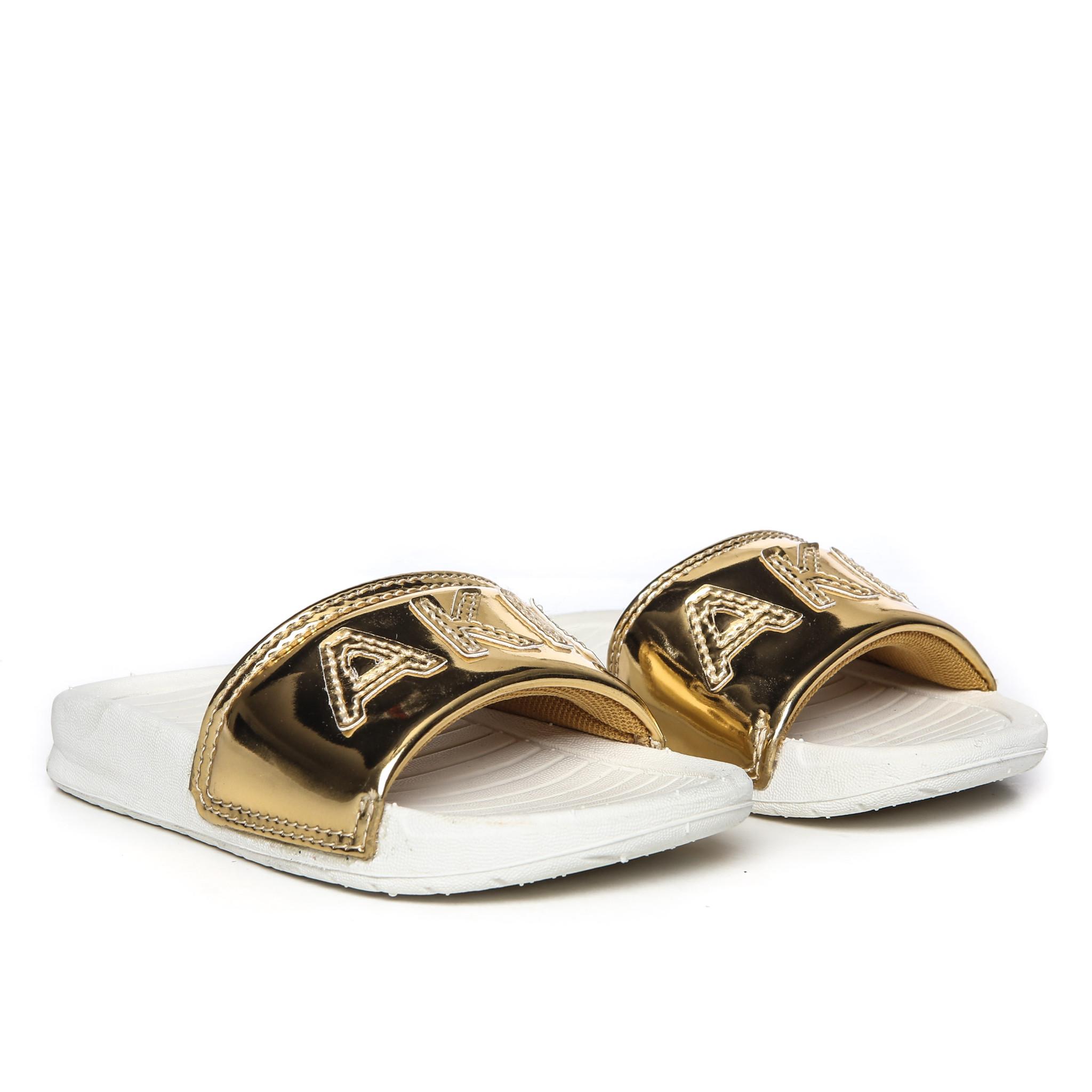 eb928070fa8c1 Trouva  Akid Gold Aston Shoe