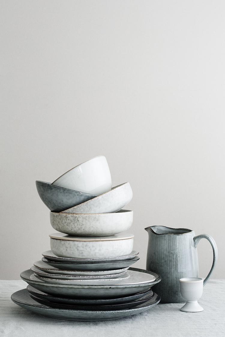 & Trouva: Broste Copenhagen Nordic Sand Dinner Plate