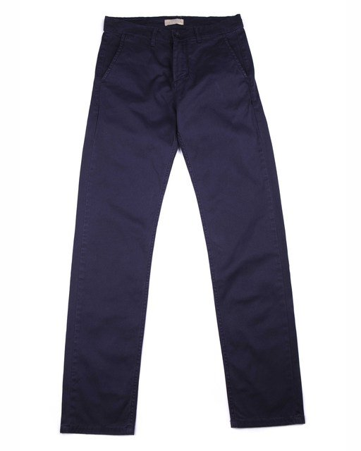 Navy Adan Pants