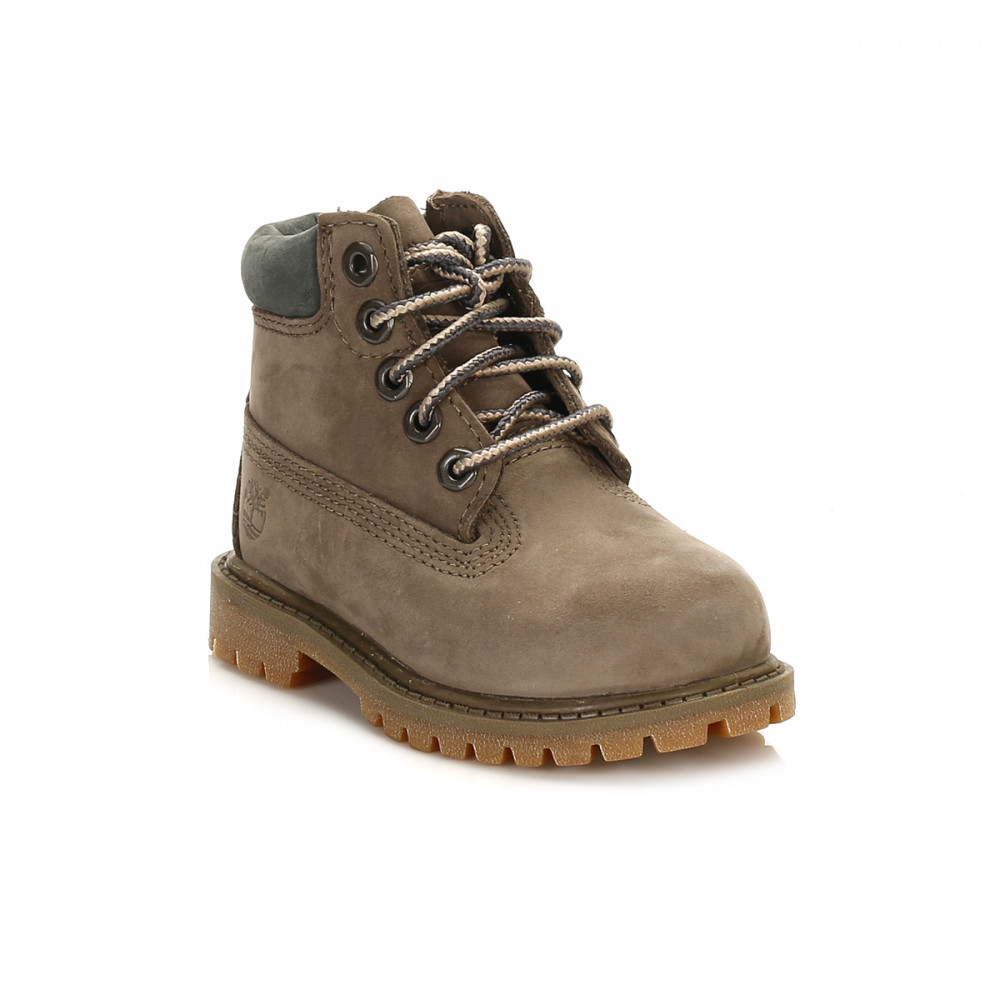 Trouva Timberland Toddlers Canteen Grey 6 Inch Premium