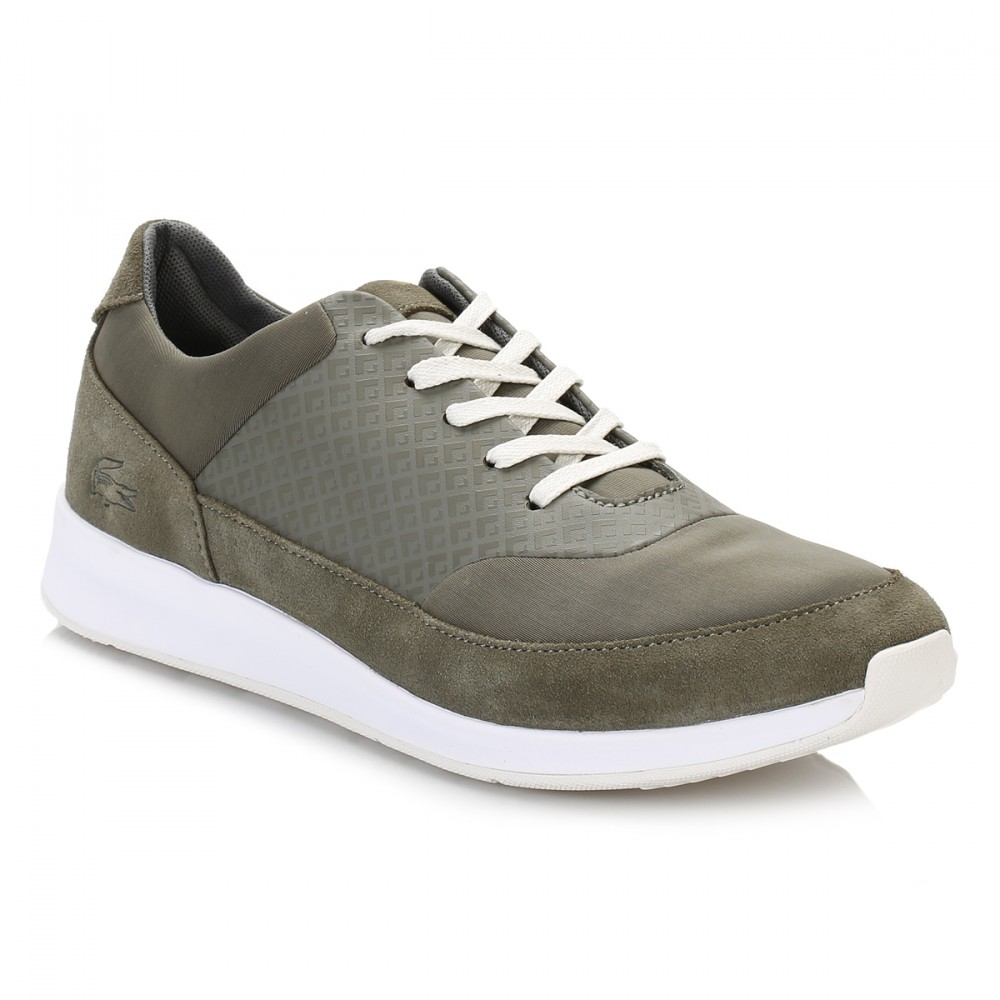 041f5c01b69 Trouva  Lacoste Womens Dark Green Joggeur Lace 416 1 Trainers