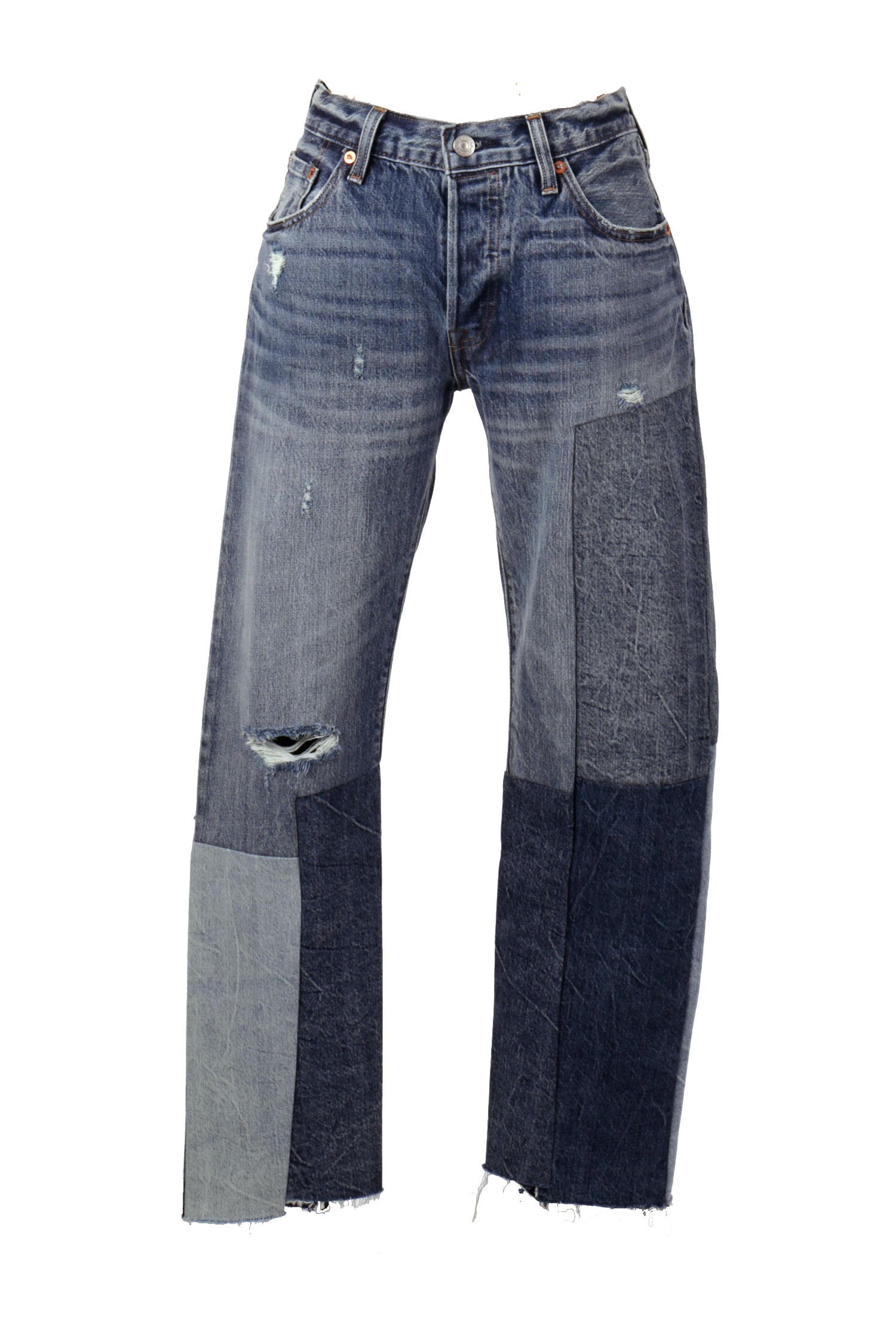 Women's 501 Ragged Lands Jeans
