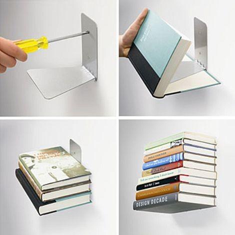 trouva umbra conceal floating shelf silver rh trouva com umbra floating shelf amazon umbra conceal shelves