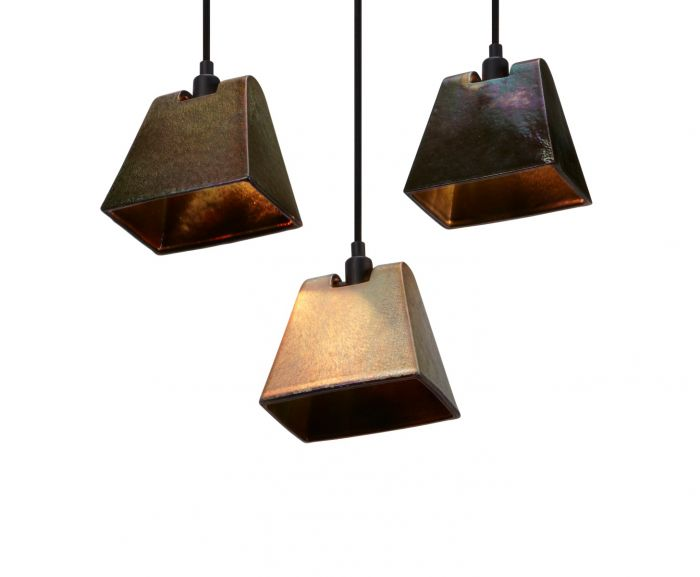 Trouva: Tom Dixon Lustre Wedge Pendant Light