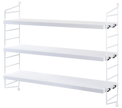 string Pocket Shelves