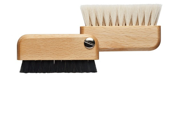 Redecker Oiled Beechwood Laptop Brush