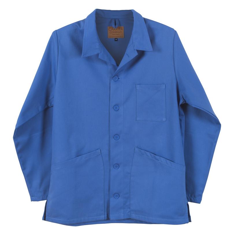 Trouva: Carrier Company Sky Blue Norfolk Work Jacket