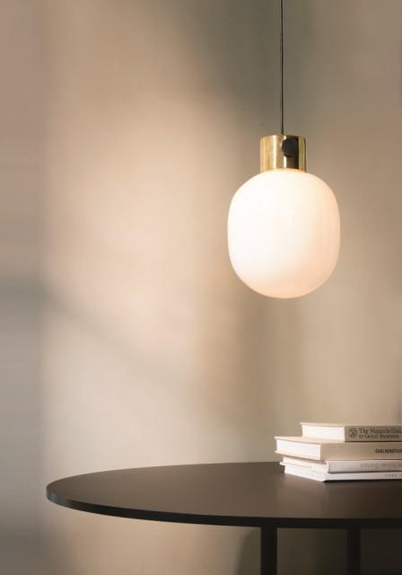 Menu Brass JWDA Large Pendant Lamp