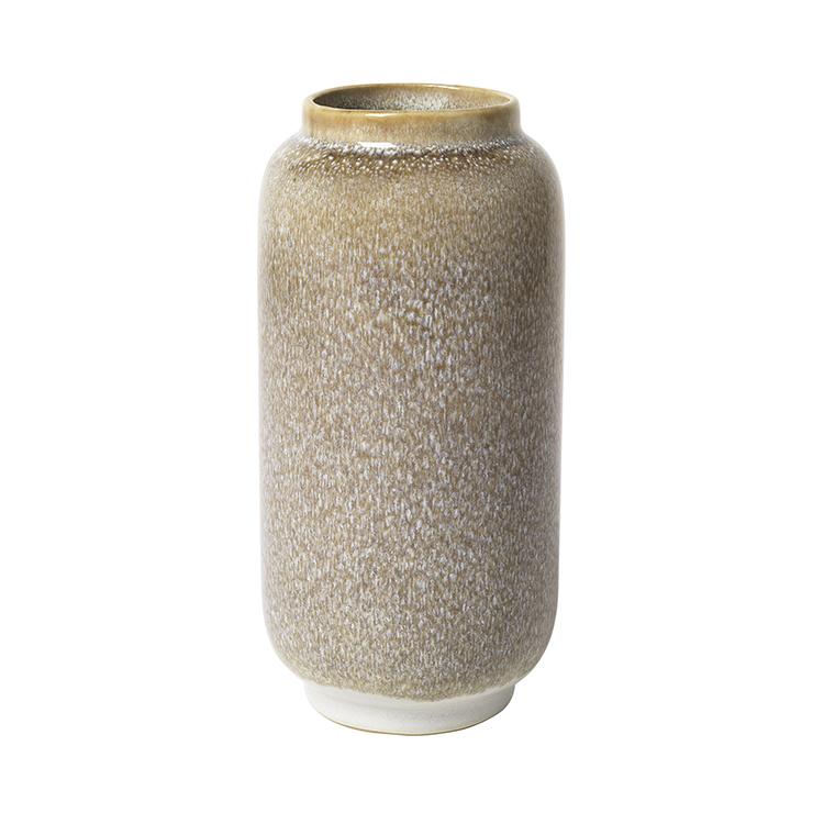 trouva broste copenhagen large speckle vase. Black Bedroom Furniture Sets. Home Design Ideas