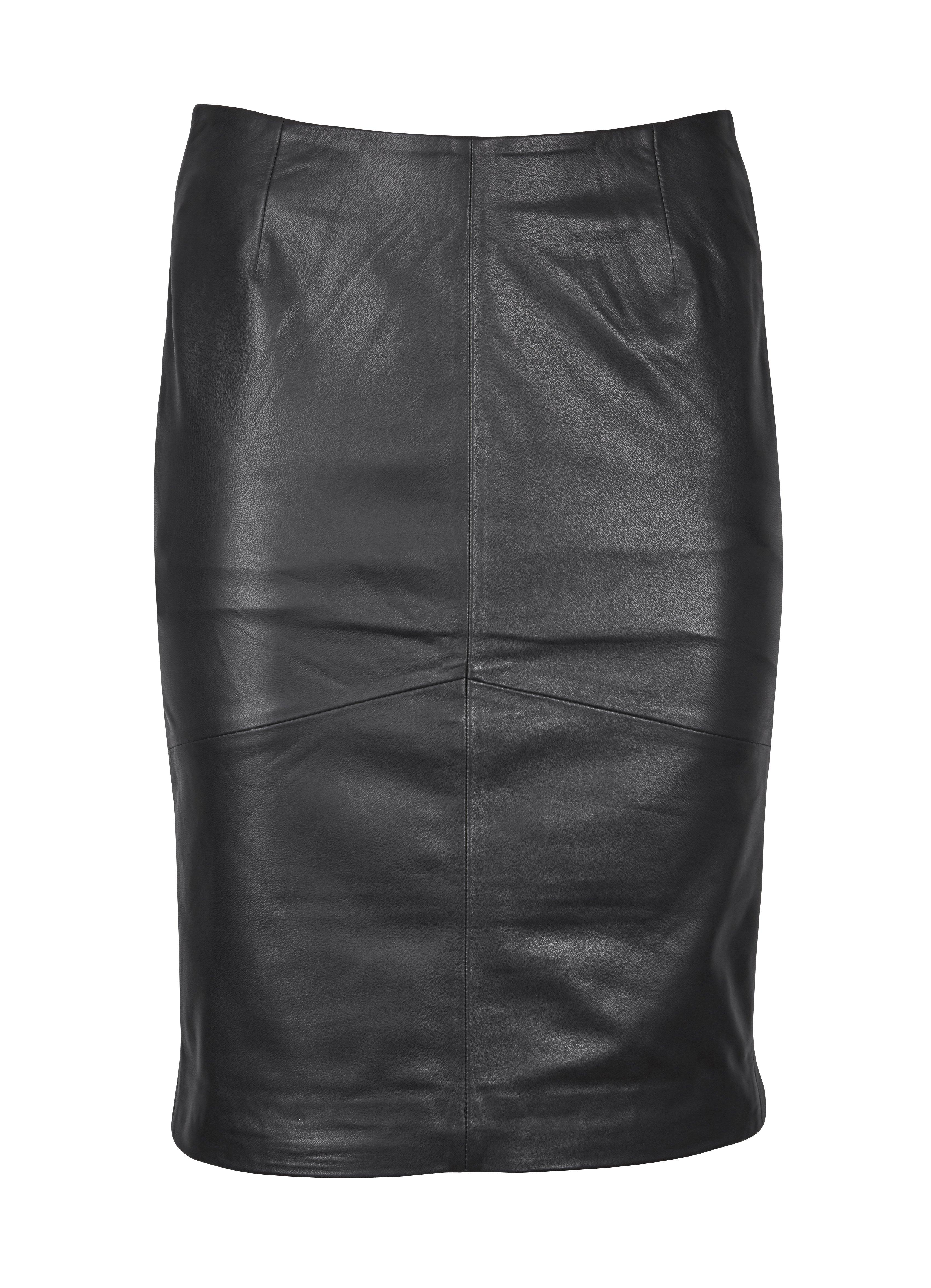 ee90ea067d Trouva: Alvina Leather Skirt
