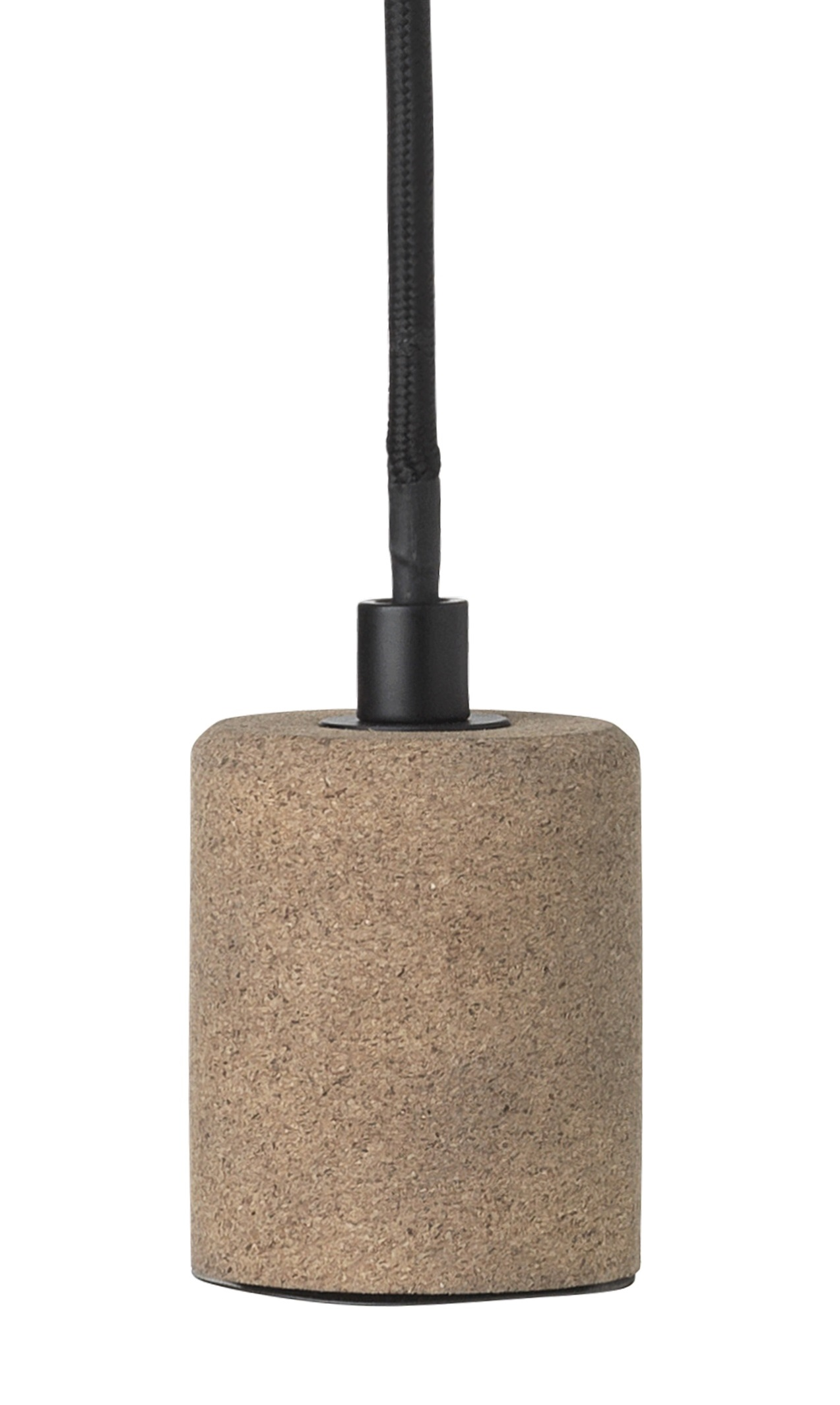 Broste Copenhagen  'Gerd' Cork Ceiling Lamp