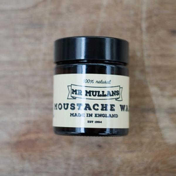 Mr Mullan's General Store Moustache Wax