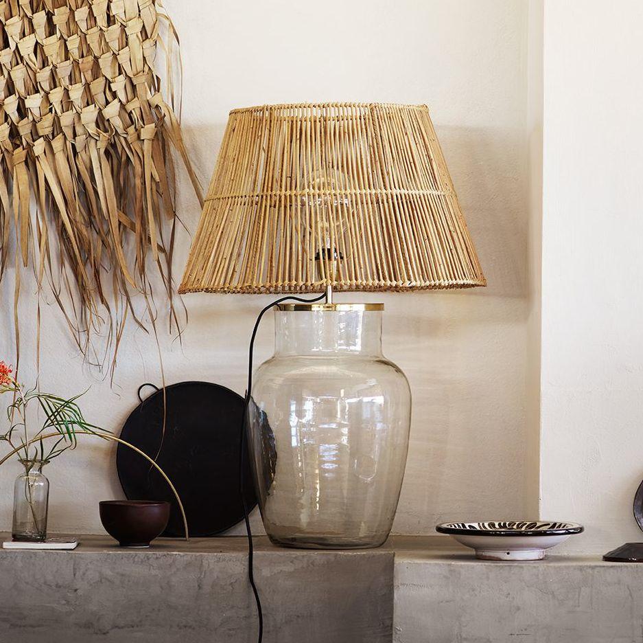 Tine K Home Medium Rattan Lampshade