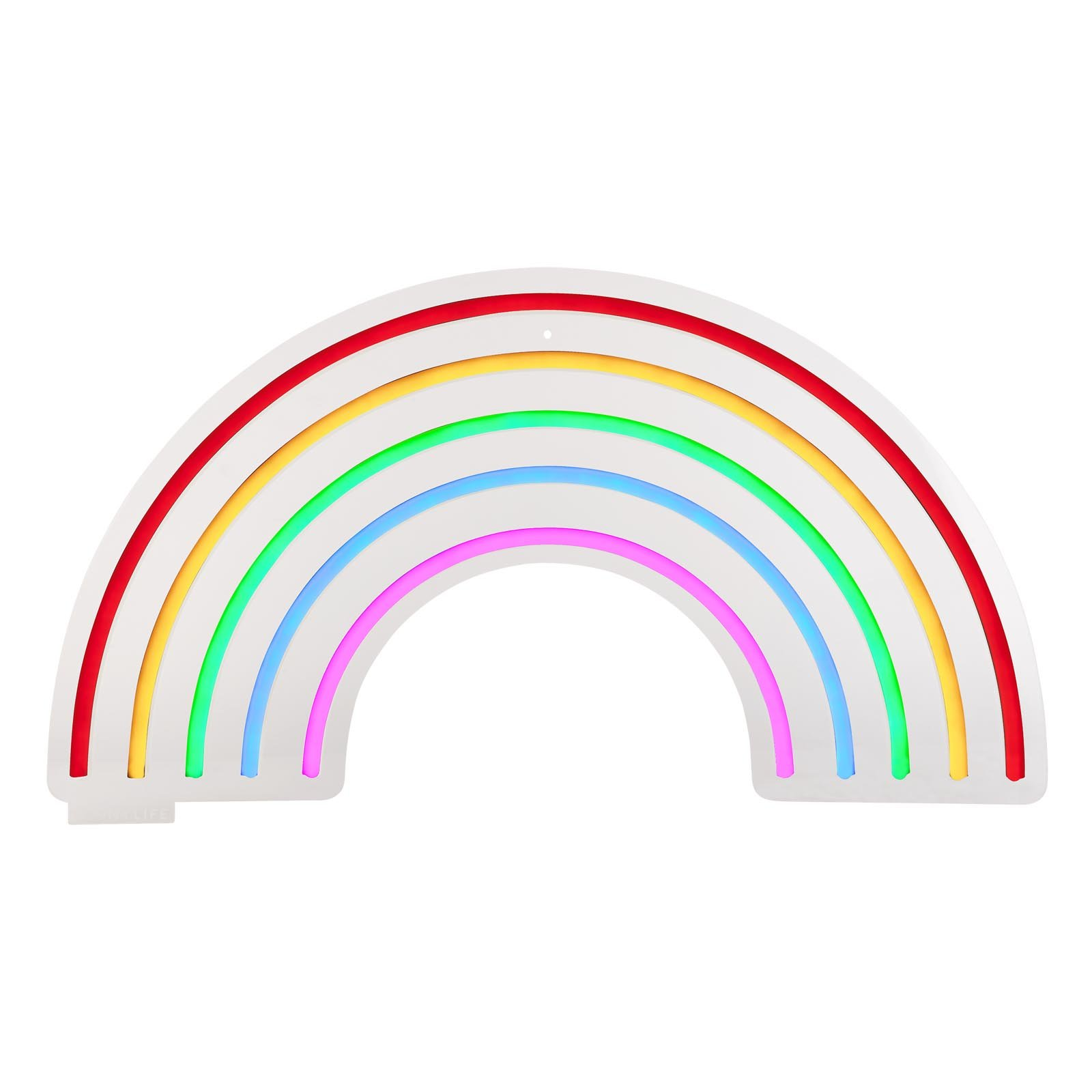 Sunnylife Large LED Neon Rainbow Wall Light