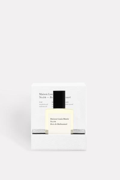 Maison Louis Marie No 04 Bois De Balincourt Perfume Oil