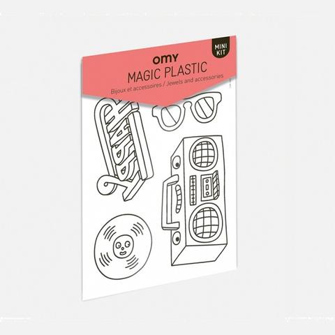 Omy Music Plastic Magic