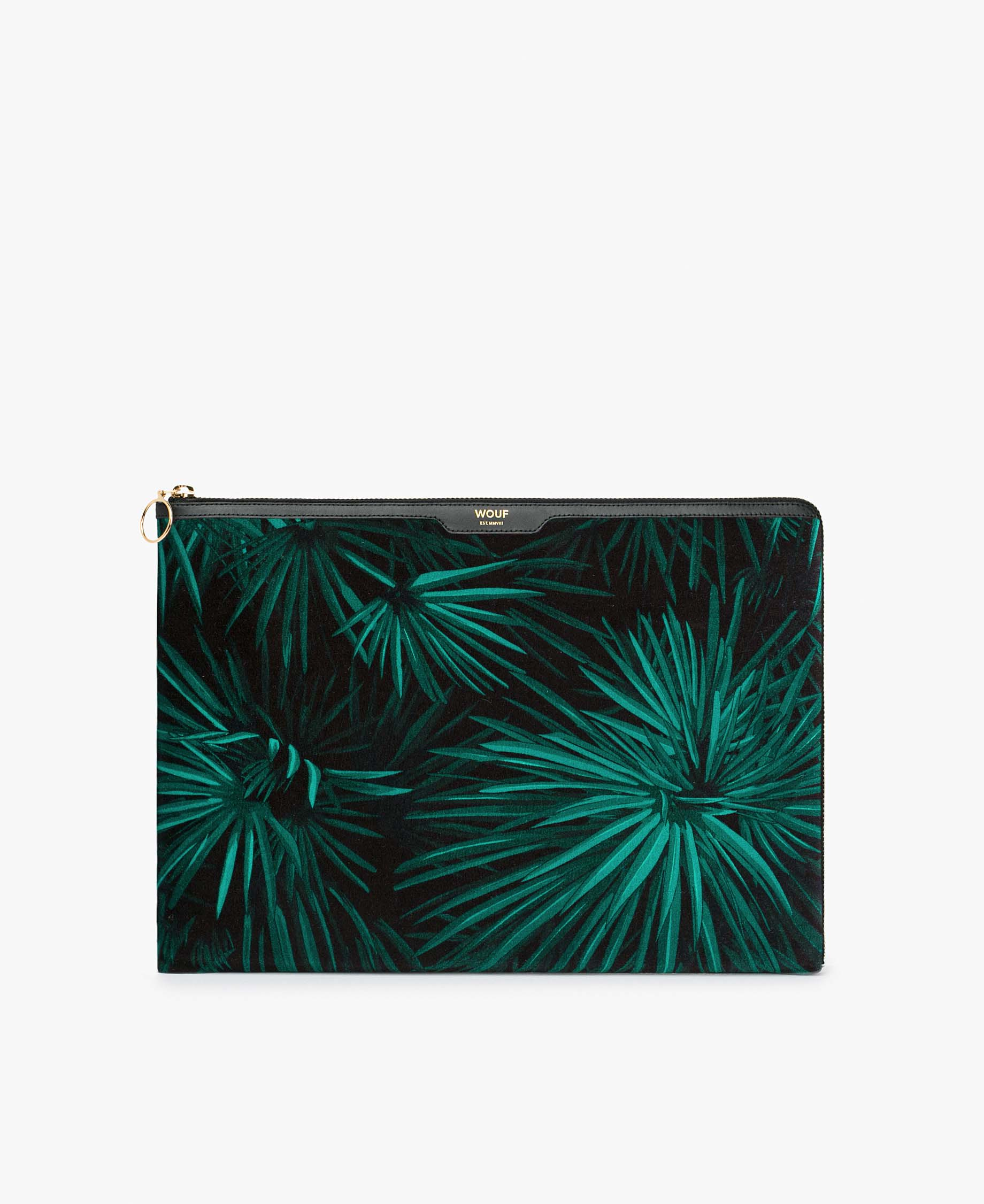 Wouf Amazon Velvet Laptop Case