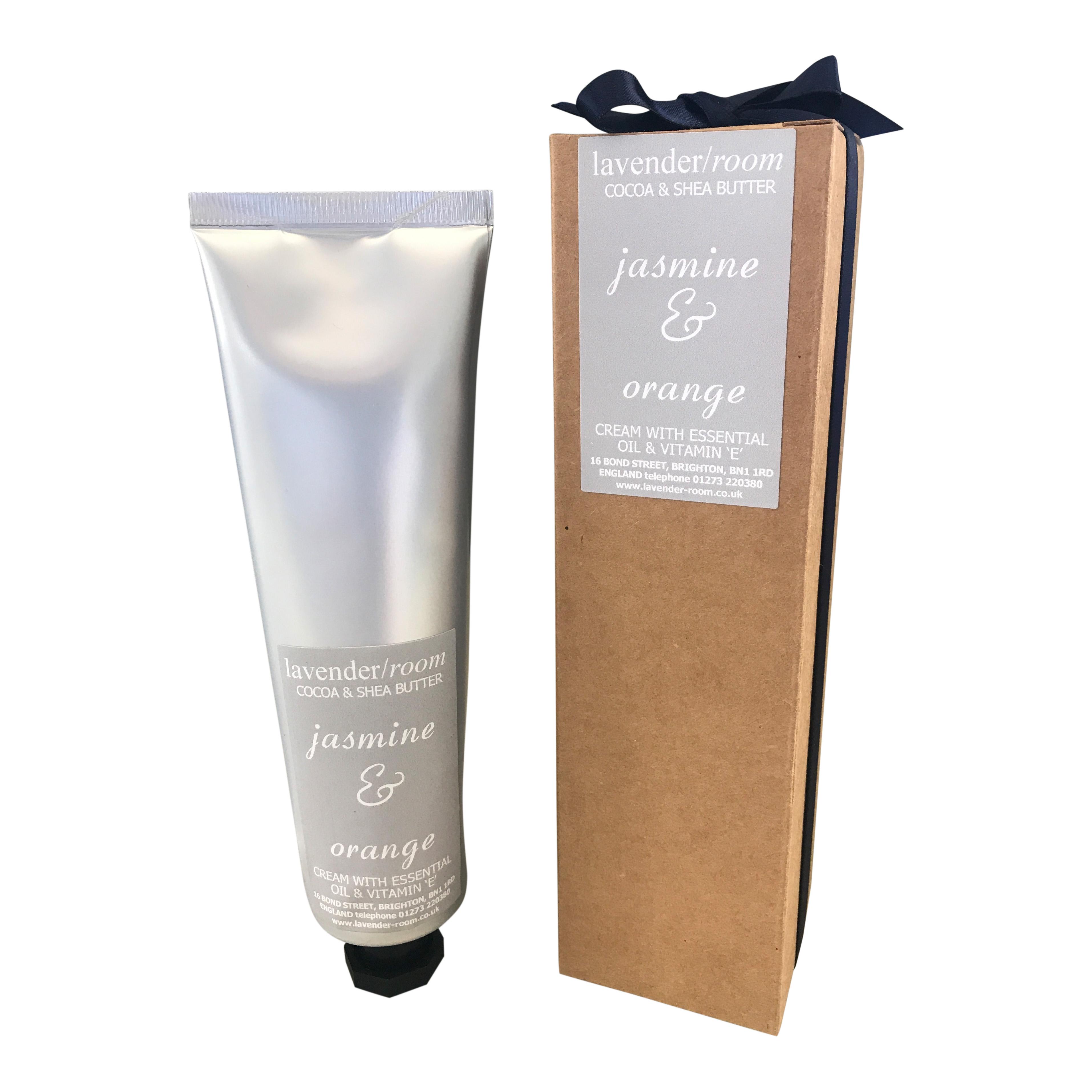 lavender room Cocoa & Shea Butter Hand & Body Cream