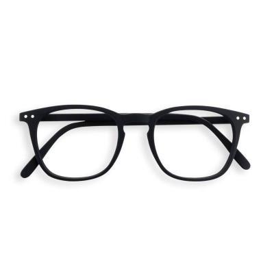 IZIPIZI Reading Glasses in Black (Frame Shape: #E)