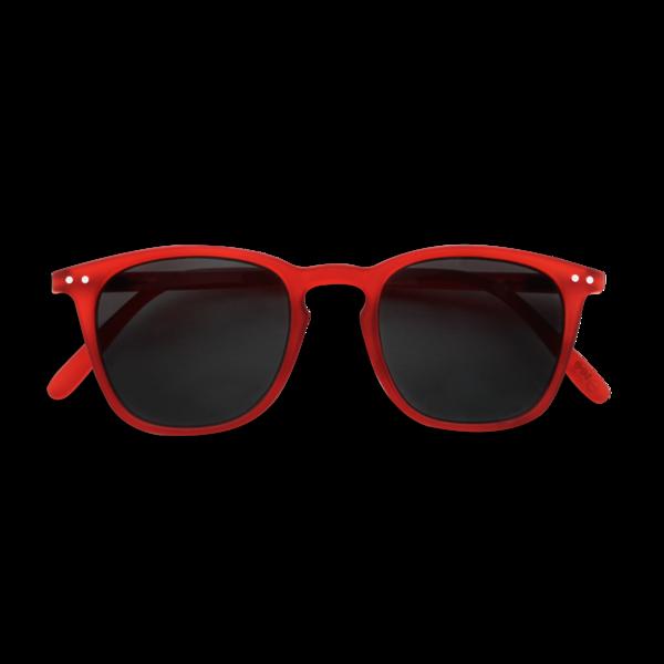 IZIPIZI Sunglasses/Reading Sunglasses in Red Crystal (Frame Shape: #E)