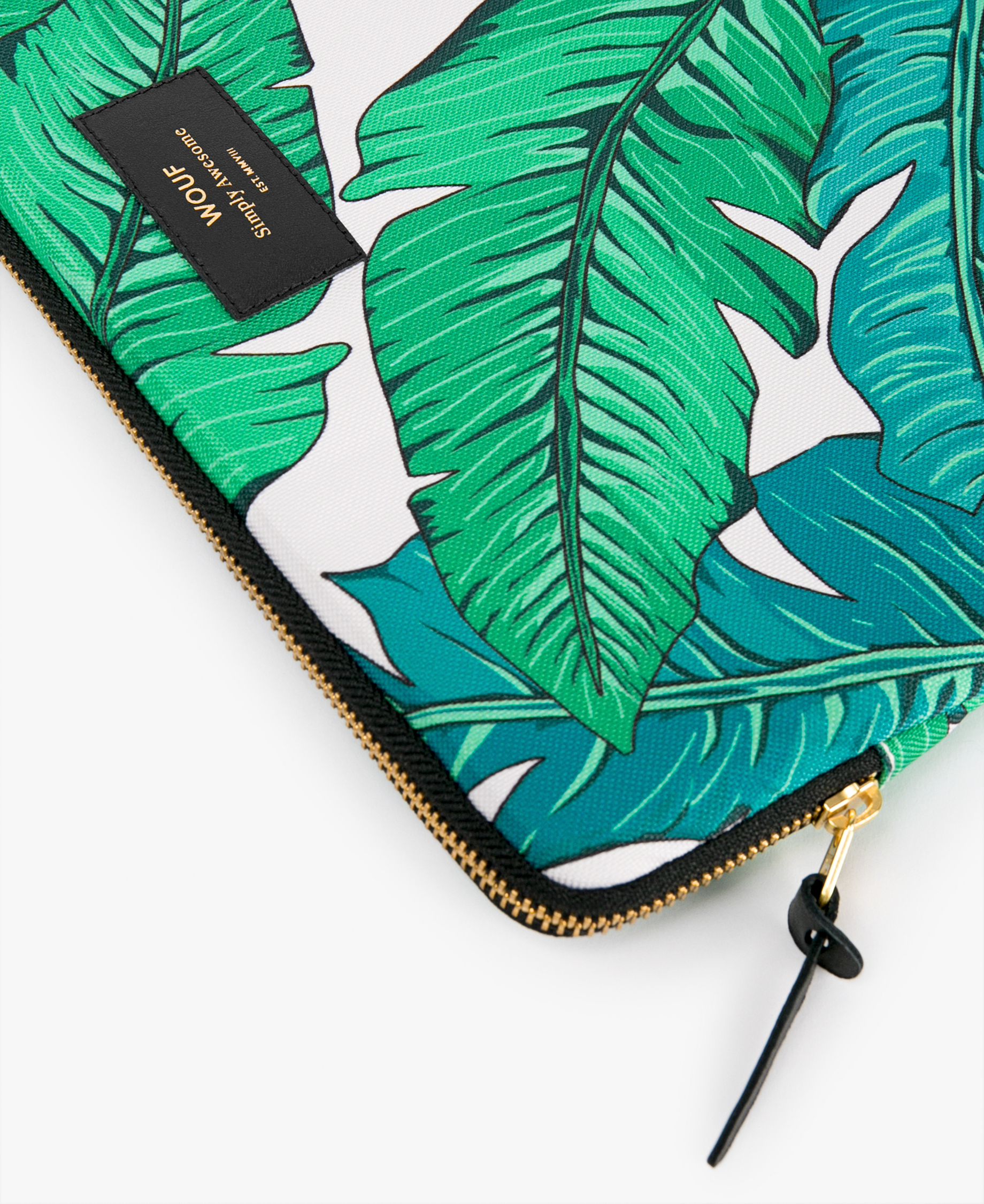 Wouf Tropical Laptop Case