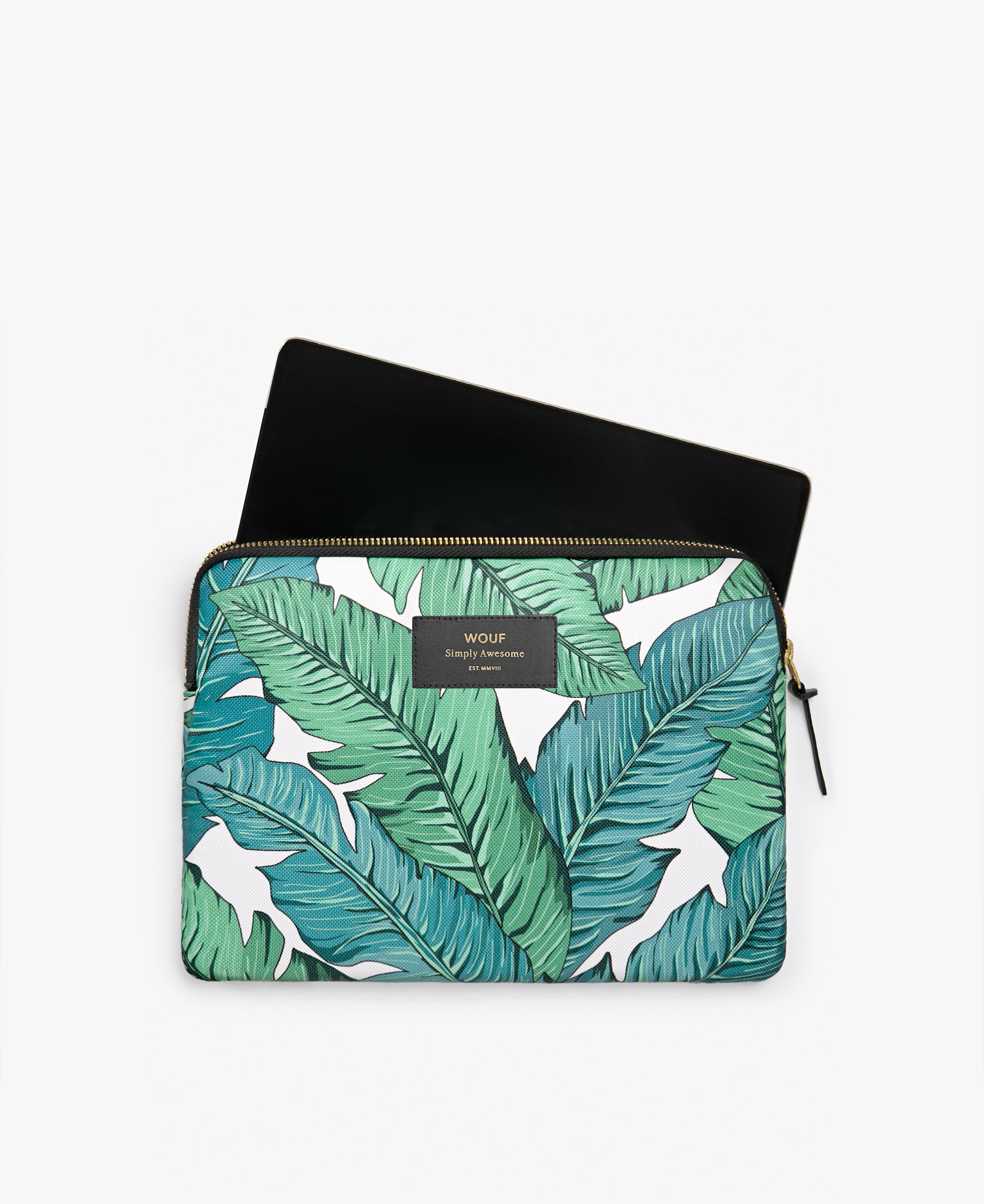 Wouf Tropical iPad Case