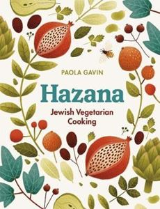 Bookspeed Hazana Jewish Vegetarian Cooking