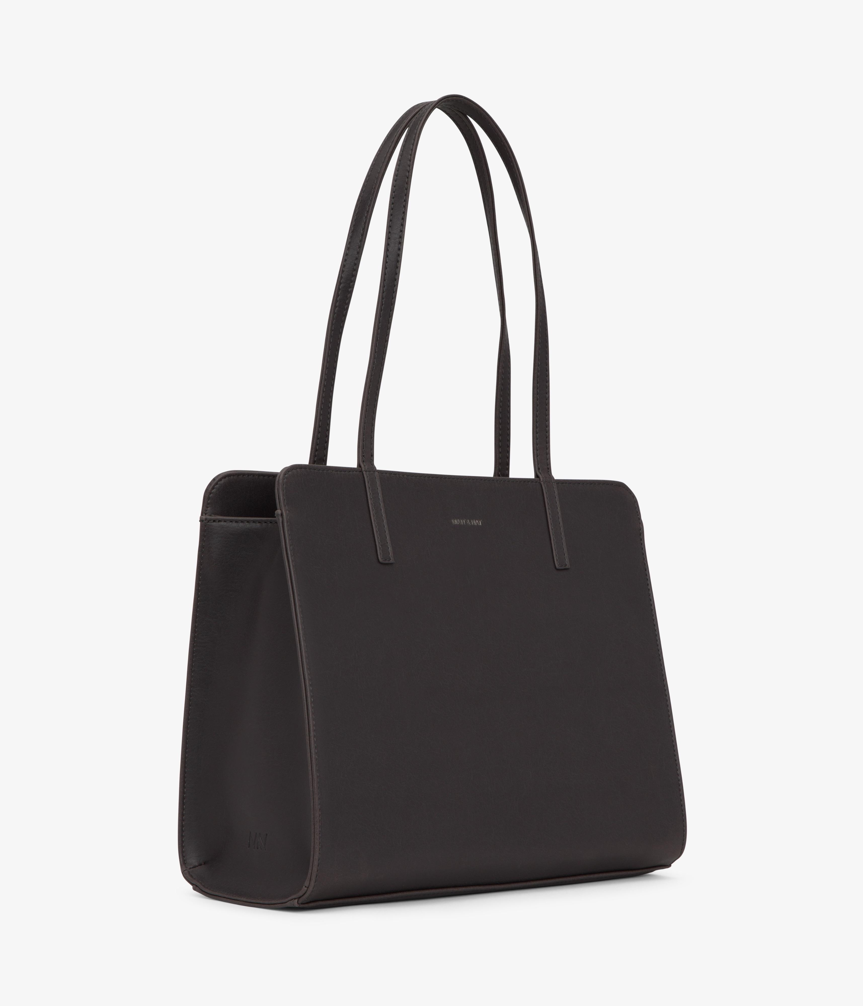 7a94b185b Trouva: Charcoal Grey Cara Vintage Tote Bag