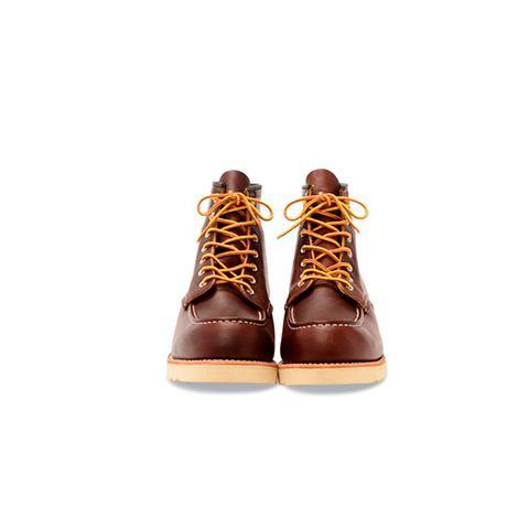 ICHI Tobacco Brown Micha Snake Shoes
