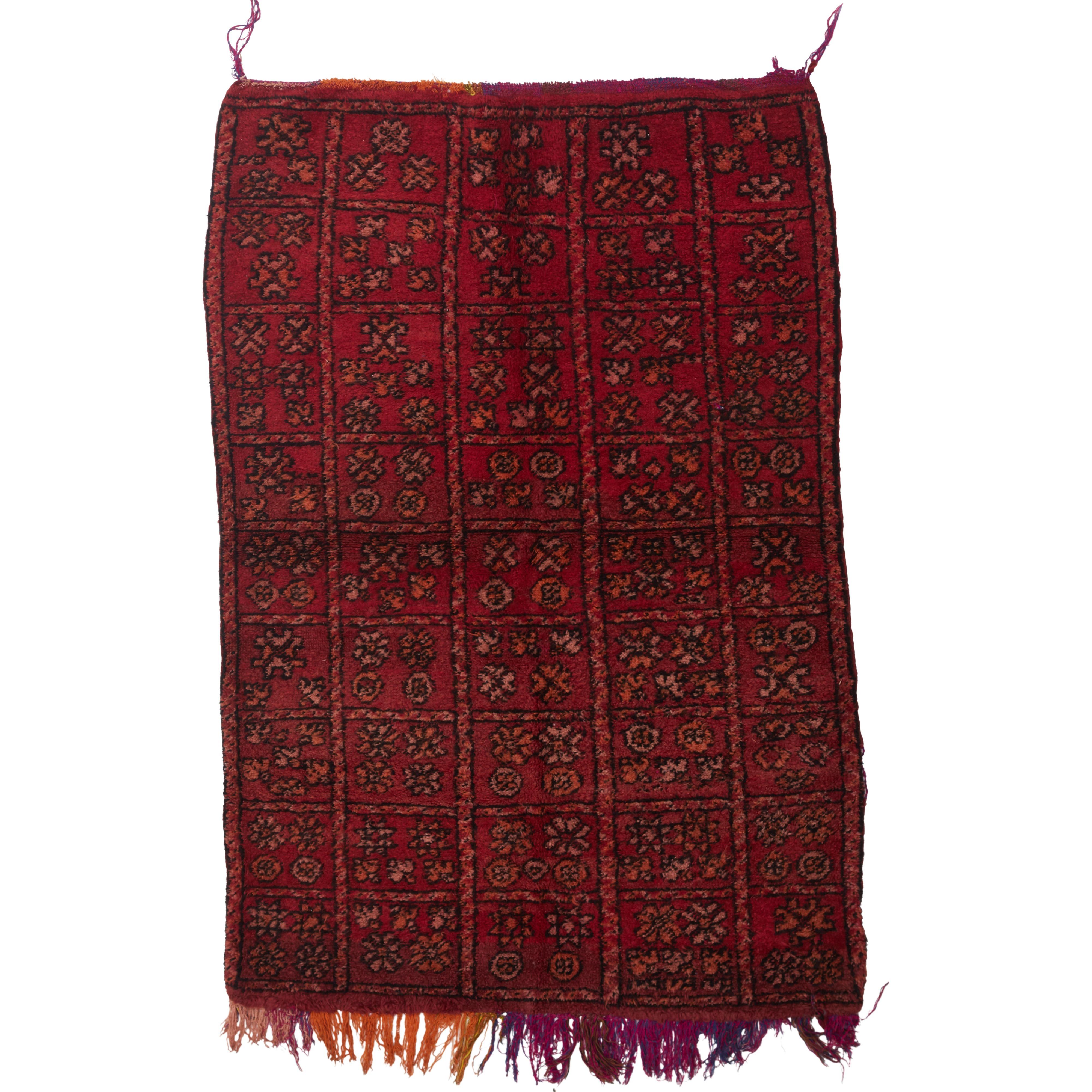 Trouva: Moroccan Vintage Rug 246