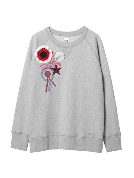 WolfWare Grey Sweatshirt