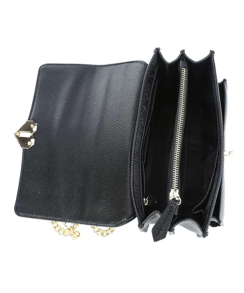 3ccda2dc5ed Trouva: Amelie Black Cross Body Bag