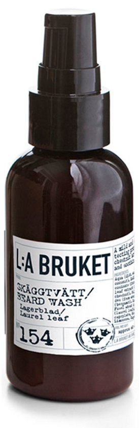 L:A Bruket 60ml Beard Wash