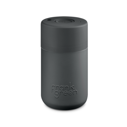 Frank Green 12oz Titanium Smart Coffee Cup