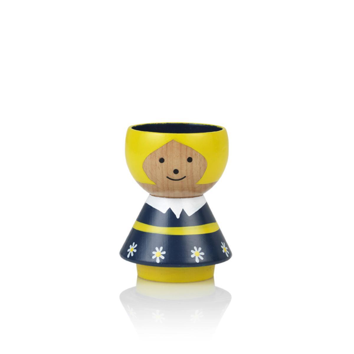 Lucie Kaas Girl Egg Cup