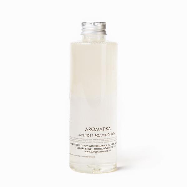 Aromatika Lavender Foaming Bath 200ml