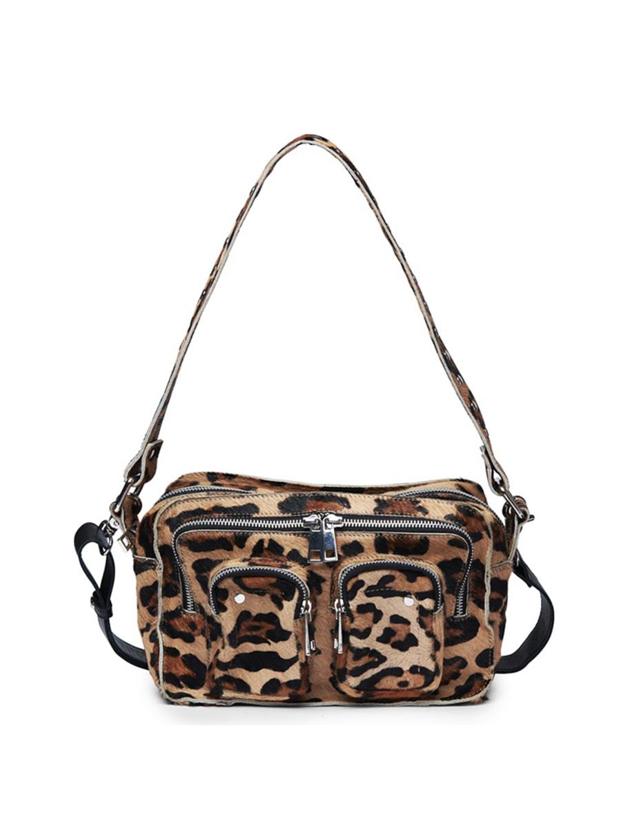 Nunoo Ellie Leopard Bag