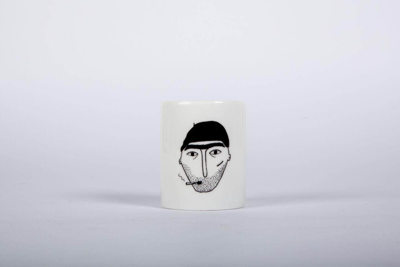 Helen B Boris Espresso Cup