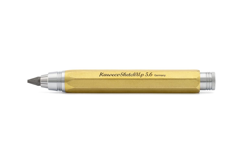 Kaweco sketchup brass pencil holder