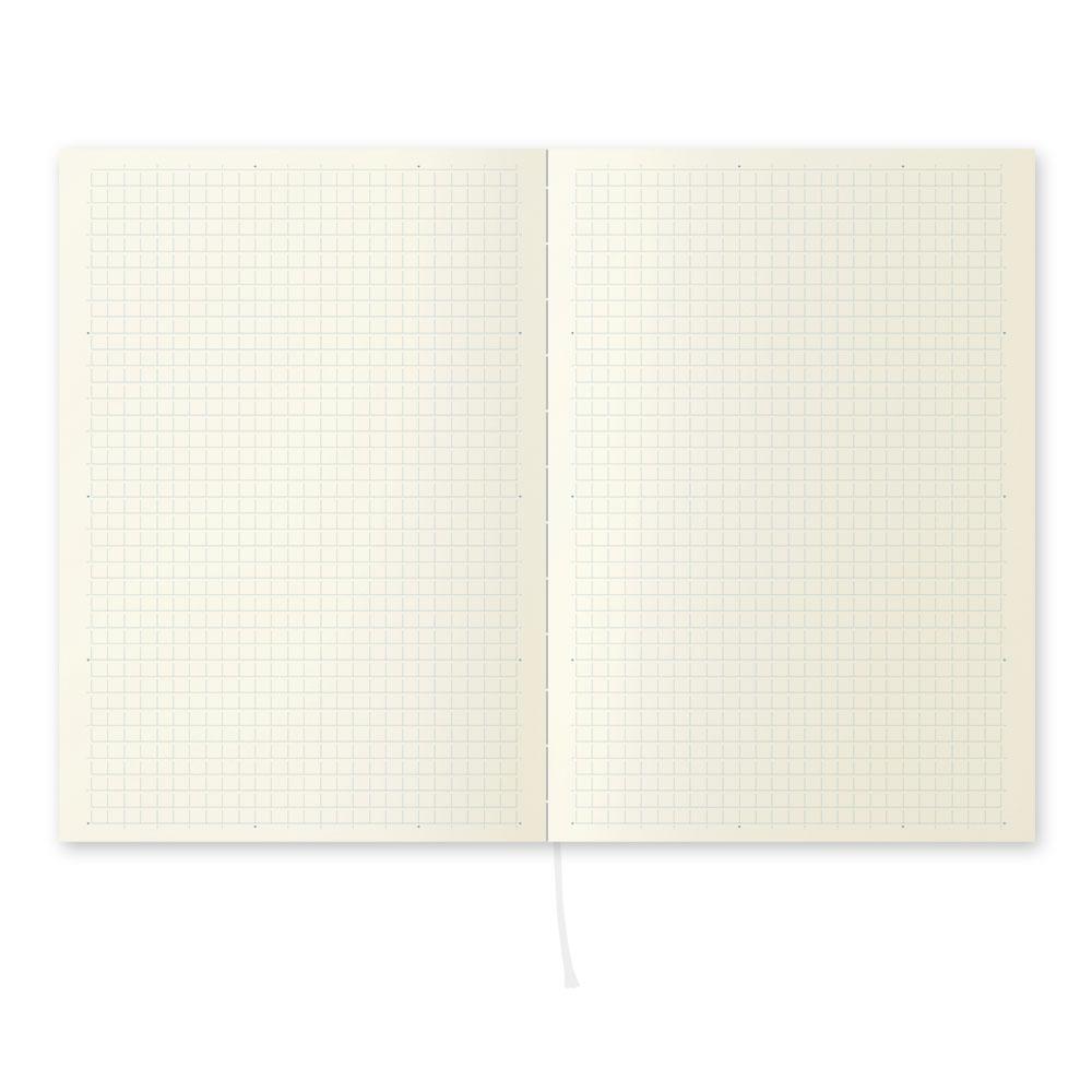 Midori MD Notebook A5 Gridded