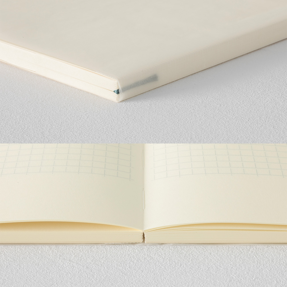 Midori A5 10th Anniversary Grid With Margin Notebook